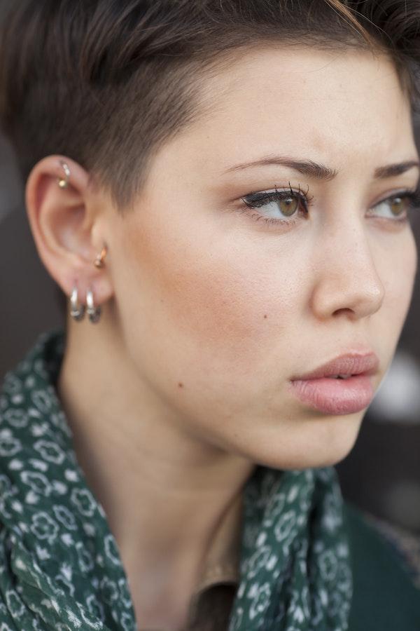 Nose piercing healing time